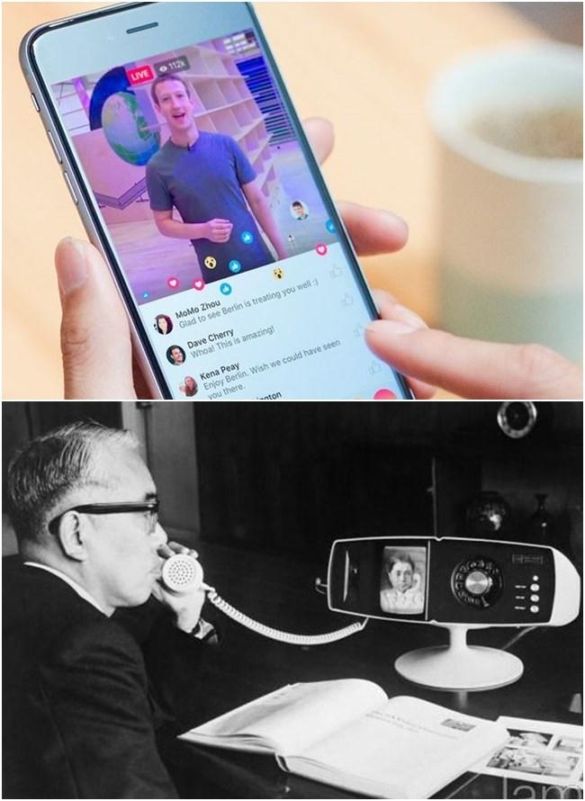 telefone video